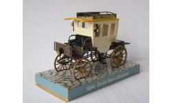 Erster Benz Omnibus 1894 1:43 Cursor, масштабная модель, 1/43, Mersedes