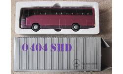 Автобус  Mercedes - Benz    1:43  NZG, масштабная модель, Mercedes-Benz, 1/43
