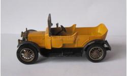 Daimler 1911 1:43 Matchbox, масштабная модель, 1/43