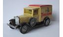 Ford Model A 1930 1:43 Matchbox, масштабная модель, 1/43