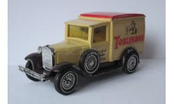 Ford Model A 1930 1:43 Matchbox Lesney ретро автомобиль