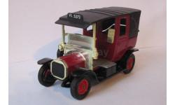 Unic Taxi 1907 1:43 Matchbox, масштабная модель, 1/43