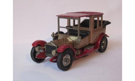 Rolls Royce 1912 1:43 Matchbox, масштабная модель, Rolls-Royce, 1/43