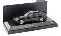 BMW 4 Серии F36 Gran Coupe 1:43 Kyosho, масштабная модель, 1/43