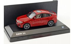 BMW X4 F26 1:43 Herpa