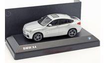 BMW X4 F26 1:43 Herpa, масштабная модель, scale43