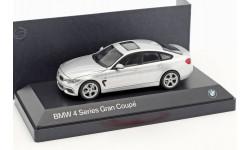 BMW 4 Серии F36 Gran Coupe 1:43 Kyosho, масштабная модель, scale43