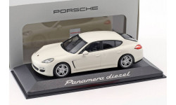 Porsche Panamera Diesel 1:43 Minichamps