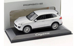 Porsche Cayenne 1:43 Minichamps