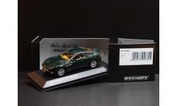 Aston Martin V12 Vanquish 2002 1:43 MINICHAMPS