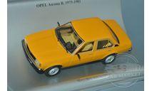 Opel Ascona B, масштабная модель, Schuco, scale43, Vauxhall Motors