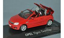 Opel Tigra Twintop, масштабная модель, Minichamps, scale43, Vauxhall Motors