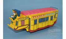 Semitrailer Creperie / Snack Bar Pinder circus, масштабная модель, Direkt Collection, scale43, Rover