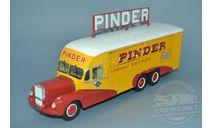 Bernard 28 Electrical Truck Pinder circus, масштабная модель, Direkt Collection, scale43