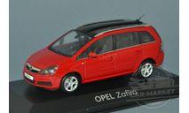 Opel Zafira, масштабная модель, Minichamps, scale43