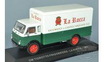 OM Tigrotto van La Rocca, масштабная модель, Altaya, scale43, OM Leoncino