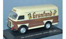OM Leoncino van Grünland, масштабная модель, Altaya, 1:43, 1/43