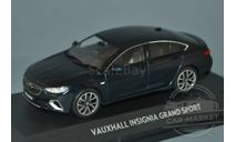 Vauxhall (Opel) Insignia Grand Sport, масштабная модель, iScale, scale43, Vauxhall Motors