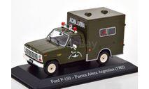 !!! SALE !!! 1:43 Ford F-100 Ambulancia Ejercito Argentino, масштабная модель, Altaya, scale43