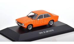 1:43 — Opel K 180 based Kadett C, масштабная модель, Altaya, scale43