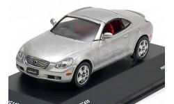1:43 — Lexus SC430, масштабная модель, J-Collection, 1/43