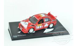 1:43 — Mitsubishi Lancer Evo VI #1 Winner Rallye Monte Carlo 1999 Mäkinen, Mannisenmäki — SALE !!! РАСПРОДАЖА !!!