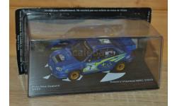 !!! АУКЦИОН С РУБЛЯ !!! — 1:43 — Subaru Impreza WRC #7 3rd Rallye New Zealand WRC champion 2003 Solberg, Mills