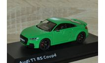 !!! SALE !!! 1:43 Audi TT RS Coupe (Green), масштабная модель, iScale, scale43