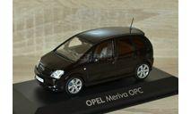 !!! SALE !!! 1:43 Opel Meriva OPC 2006, масштабная модель, Minichamps, scale43