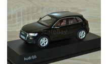 !!! SALE !!! 1:43 Audi Q5 2016 black, масштабная модель, iScale, scale43