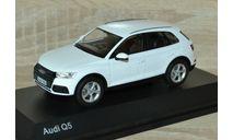 !!! SALE !!! 1:43 Audi Q5 2016 white, масштабная модель, iScale, scale43
