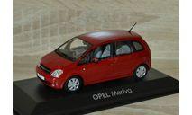 !!! SALE !!! 1:43 Opel Meriva Minivan 2003, масштабная модель, Minichamps, scale43