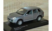 !!! SALE !!! 1:43 Porsche Cayenne V6, масштабная модель, Minichamps, scale43