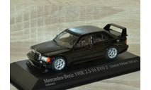 !!! SALE !!! 1:43 Mercedes-Benz 190E 2.5-16 Evo2 1990, масштабная модель, Minichamps, scale43