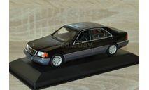 !!! SALE !!! 1:43 Mercedes-Benz 600SEL W140 1992, масштабная модель, Minichamps, scale43