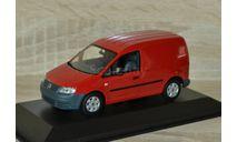 !!! SALE !!! 1:43 Volkswagen Caddy (Red), масштабная модель, Minichamps, scale43
