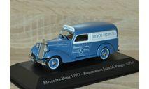 !!! SALE !!! 1:43 Mercedes-Benz 170D Automotores J. M. Fangio, масштабная модель, Altaya, scale43