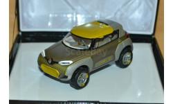 1:43 — Renault Kwid Concept Car 2015, масштабная модель, Norev, scale43