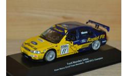 1:43 — Ford Mondeo Zetec V6 Super Touring (Alain Menu) Ford Team Mondeo, масштабная модель, Atlas, 1/43