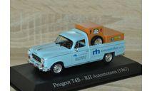 !!! SALE !!! 1:43 Peugeot T4B RH Automotores, масштабная модель, Altaya, scale43