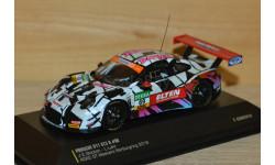 1:43 — Porsche 911 (991) GT3 R #69 ADAC GT Masters Hockenheim 2018 Danke Fans, масштабная модель, IXO-CMR, scale43