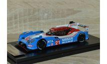 !!! SALE !!! 1:43 Nissan GT-R LM Nismo #21 24h LeMans 2015 Matsuda, Ordonez, Shulzhitskiy, масштабная модель, Premium X, scale43