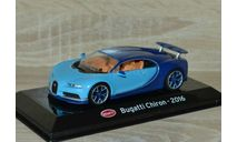 !!! SALE !!! 1:43 Bugatti Chiron, масштабная модель, Altaya, scale43