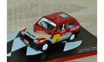 !!! SALE !!! 1:43 Seat Marbella Proto No.11, Rally Tiera de Aviles Rius/Casanova, масштабная модель, Altaya, scale43