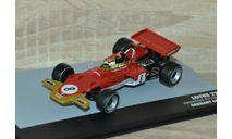 !!! SALE !!! 1:43 Lotus 72D GP Deutschland Fittipaldi 1971, масштабная модель, Altaya, scale43