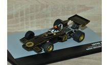 !!! SALE !!! 1:43 Lotus 72D GP England, Weltmeister Fittipaldi 1972, масштабная модель, Altaya, scale43