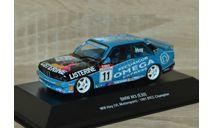 !!! SALE !!! 1:43 BMW M3 E30 No.11, Sieger BTCC Hoy, масштабная модель, Atlas, scale43