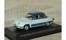 !!! SALE !!! 1:43 Panhard Dyna Grand Standing 1958, масштабная модель, Altaya, scale43