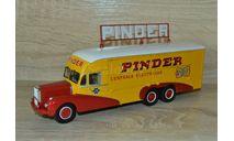 !!! SALE !!! 1:43 Bernard 28 Electrical Truck Pinder Circus, масштабная модель, Direct Collection, scale43