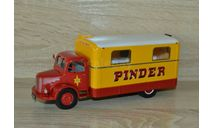 !!! SALE !!! 1:43 Unic ZU 51 Kitchen Truck Pinder Circus, масштабная модель, Direct Collection, scale43